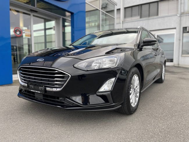 Ford Focus Station Wagon 2.0 EcoBlue 150 Titanium 21'800 km CHF26'700 - buy on carforyou.ch - 1