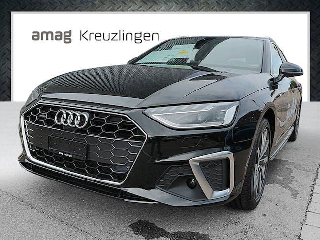 Audi A4 Avant 40 TDI S line 39'500 km CHF44'900 - buy on carforyou.ch - 1