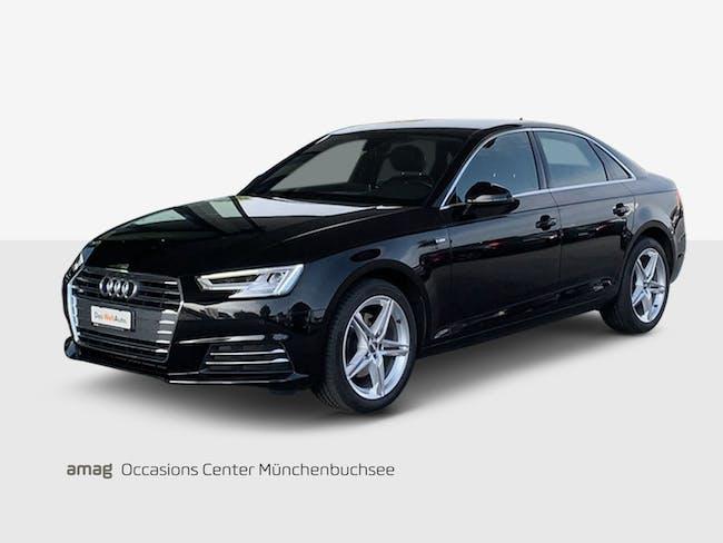 Audi A4 Limousine sport 55'300 km CHF26'500 - buy on carforyou.ch - 1