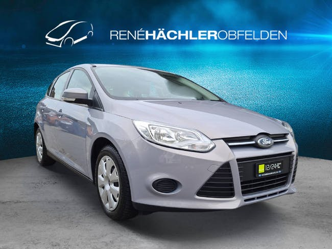 Ford Focus 1.6i Ti-VCT 125 Trend 100'000 km CHF7'900 - buy on carforyou.ch - 1