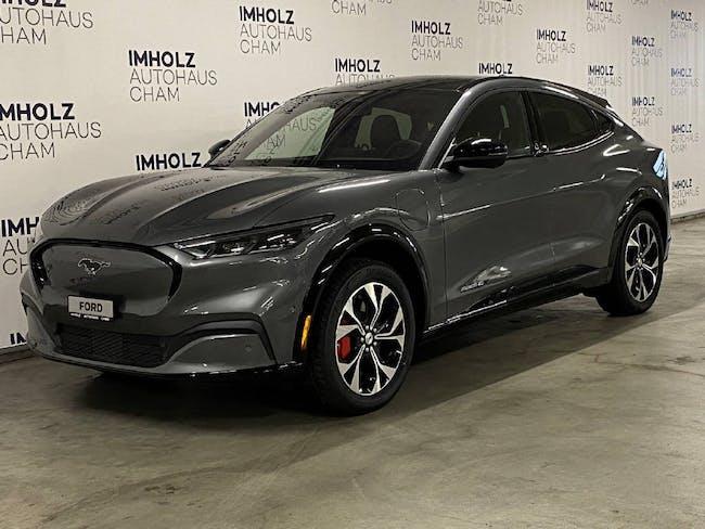 Ford Mustang Mach-E AWD 99 kWh 3'500 km CHF73'590 - kaufen auf carforyou.ch - 1
