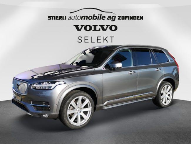Volvo XC90 D5 AWD Inscription 118'500 km CHF36'424 - buy on carforyou.ch - 1