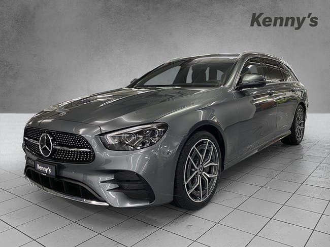 Mercedes-Benz E-Klasse E 220 d AMG Line 4Matic Kombi 20 km CHF74'900 - buy on carforyou.ch - 1