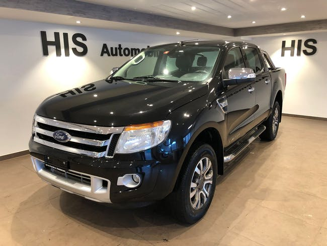 Ford Ranger DKab.Pick-up 3.2 TDCi 4x4 Limited 116'247 km CHF27'900 - buy on carforyou.ch - 1