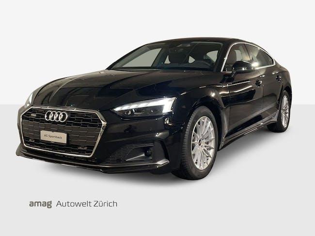 Audi A5 Sportback 40 TDI Attraction 35 km CHF59'100 - buy on carforyou.ch - 1