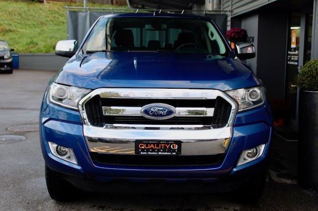 Ford Ranger XLT 2.2 TDCi 4x4 A 48'000 km CHF35'800 - buy on carforyou.ch - 1
