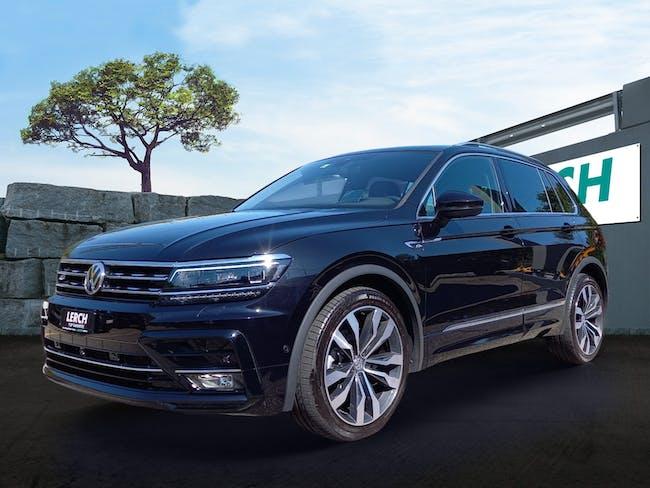VW Tiguan 2.0TSI Highline 4Motion DSG 11'000 km CHF42'900 - buy on carforyou.ch - 1