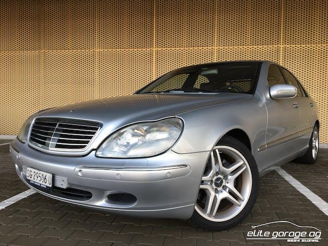 Mercedes-Benz S-Klasse S 500 51'000 km CHF12'800 - acheter sur carforyou.ch - 1
