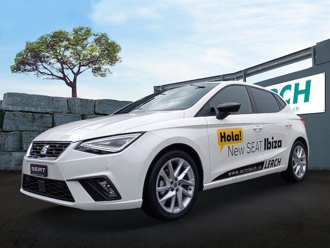 SEAT Ibiza 1.0 EcoTSI Hola FR DSG 4'000 km CHF25'500 - buy on carforyou.ch - 1