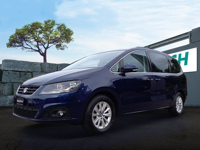 SEAT Alhambra 2.0 TDI Style 4Drive 43'400 km CHF39'990 - buy on carforyou.ch - 1