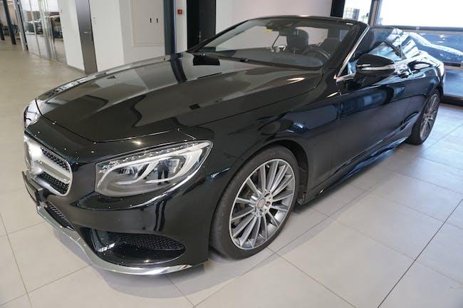 Mercedes-Benz S-Klasse S 500 Cabriolet 9G-Tronic 24'000 km CHF92'500 - acheter sur carforyou.ch - 1