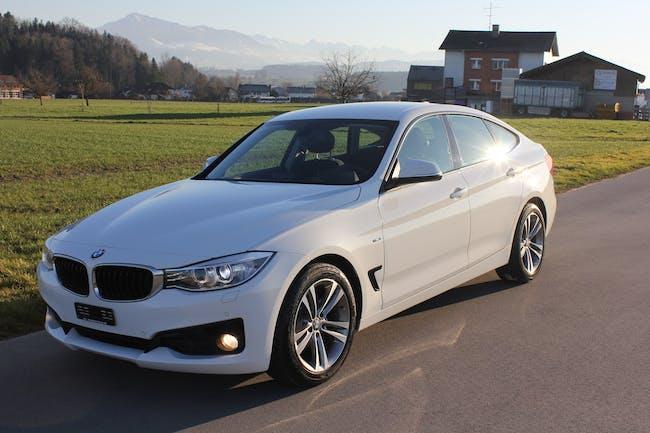 BMW 3er 318d GT Luxury Line Steptronic 152'000 km CHF15'980 - buy on carforyou.ch - 1