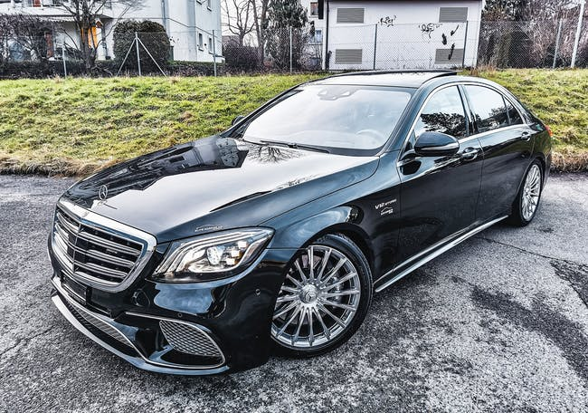 Mercedes-Benz S-Klasse S 65 AMG L 7G-Tronic 18'800 km CHF169'800 - acheter sur carforyou.ch - 1