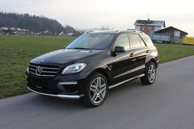 Mercedes-Benz M-Klasse ML 63 AMG 4Matic Speedshift 93'000 km CHF44'980 - buy on carforyou.ch - 1