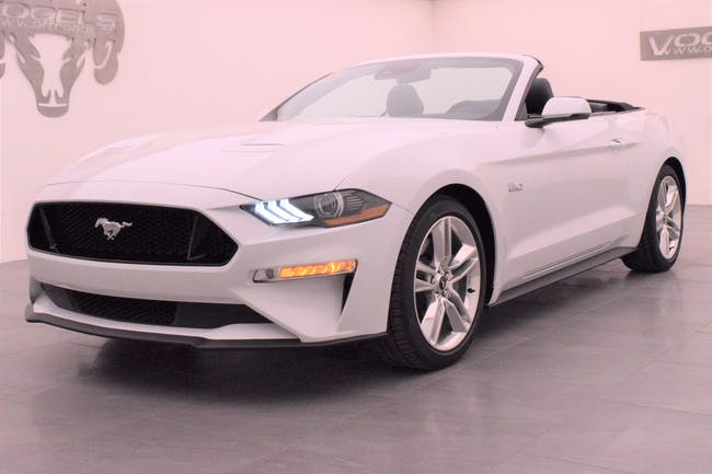Ford Mustang 5.0 GT Convertible 55 Years 25 km CHF67'800 - buy on carforyou.ch - 1