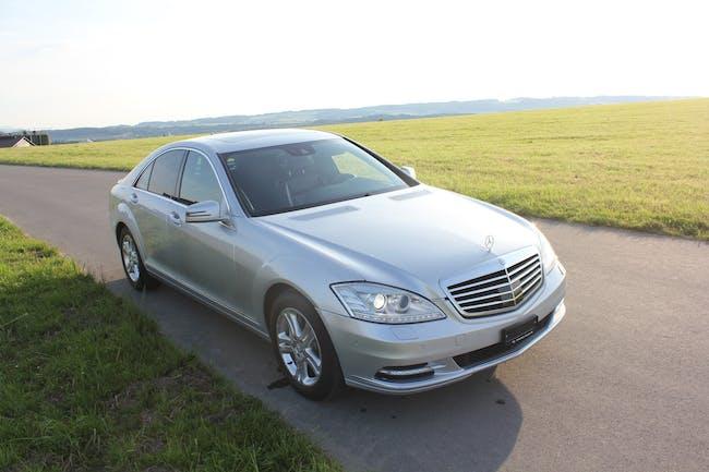 Mercedes-Benz S-Klasse S 400 Hybrid 7G-Tronic 205'000 km CHF18'500 - acheter sur carforyou.ch - 1