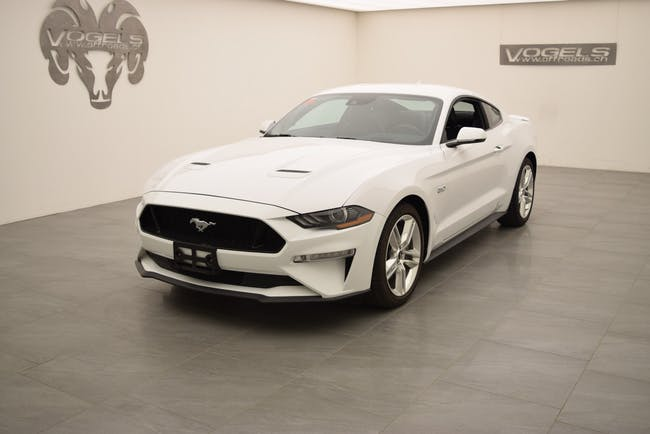 Ford Mustang 5.0 GT 55 Years 20 km CHF62'900 - buy on carforyou.ch - 1