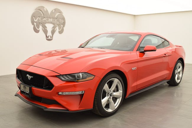 Ford Mustang 5.0 GT Fastback 1 km CHF56'800 - buy on carforyou.ch - 1