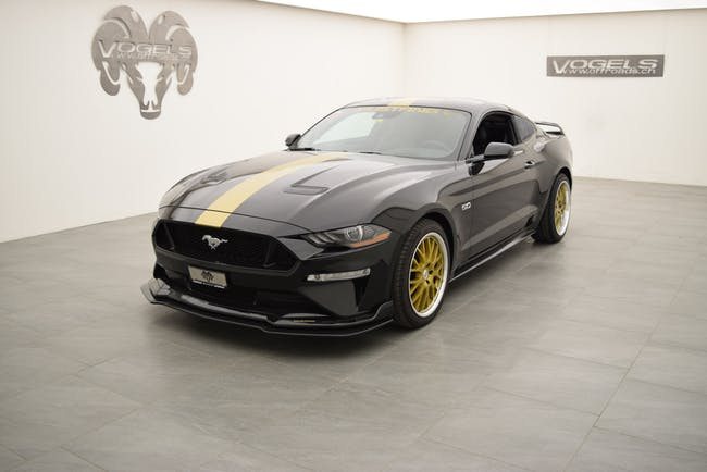 Ford Mustang 5.0 GT 3'887 km CHF57'900 - buy on carforyou.ch - 1