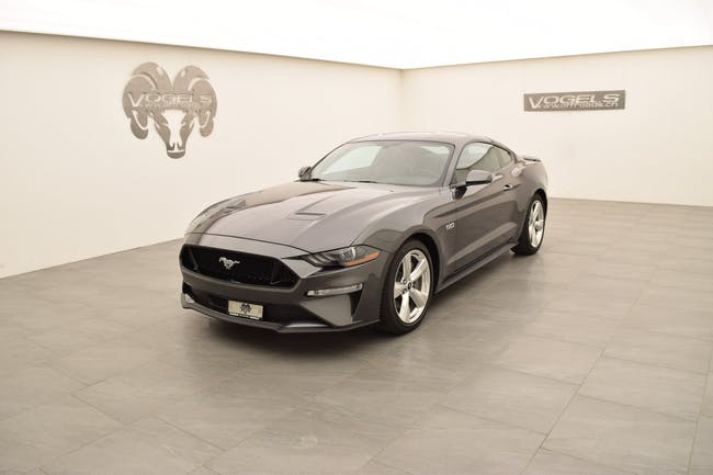 Ford Mustang GT 5.0 1 km CHF55'800 - buy on carforyou.ch - 1