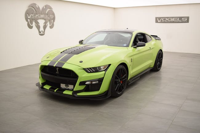 Ford Mustang Shelby GT500 163 km CHF139'900 - buy on carforyou.ch - 1