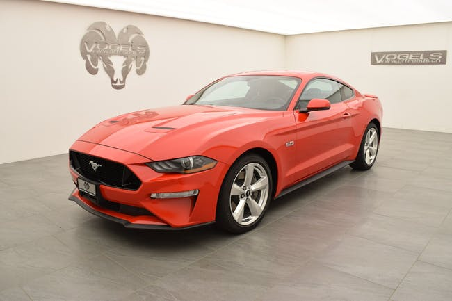 Ford Mustang 5.0 GT Fastback 1 km CHF57'800 - buy on carforyou.ch - 1