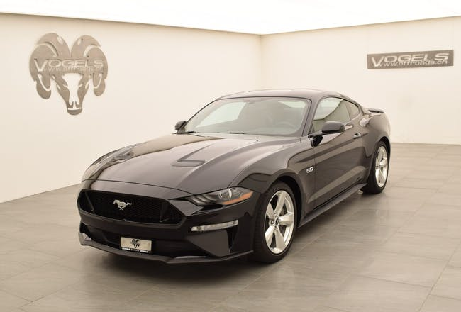Ford Mustang 5.0 GT 31 km CHF55'800 - buy on carforyou.ch - 1