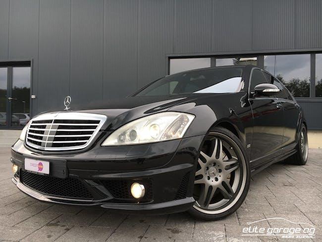 Mercedes-Benz S-Klasse S 65 AMG L Automatic 46'000 km CHF74'800 - acheter sur carforyou.ch - 1