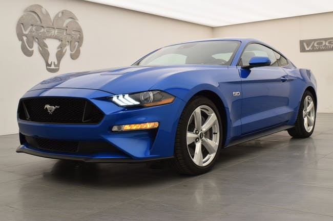 Ford Mustang 5.0 GT 28 km CHF57'800 - buy on carforyou.ch - 1