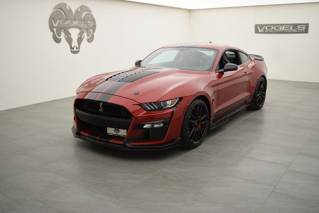 Ford Mustang Shelby GT500 25 km CHF138'900 - buy on carforyou.ch - 1