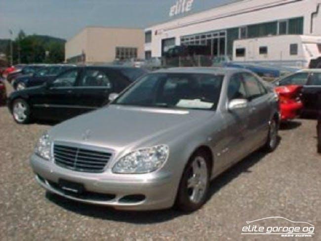 Mercedes-Benz S-Klasse S 320 CDI 9'900 km CHF29'800 - acheter sur carforyou.ch - 1