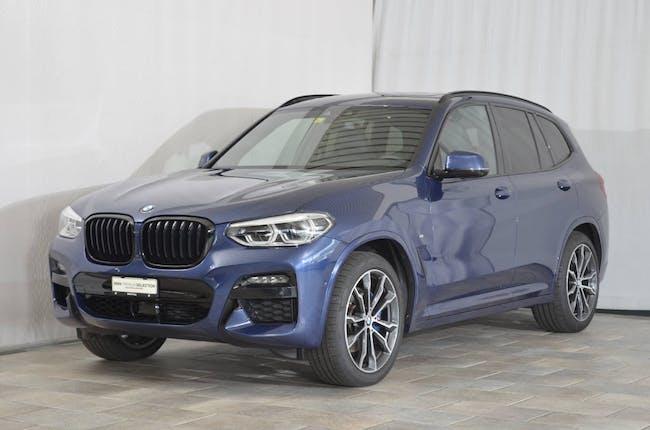 BMW X3 xDrive20i M Sport Steptronic 17'200 km CHF54'400 - buy on carforyou.ch - 1