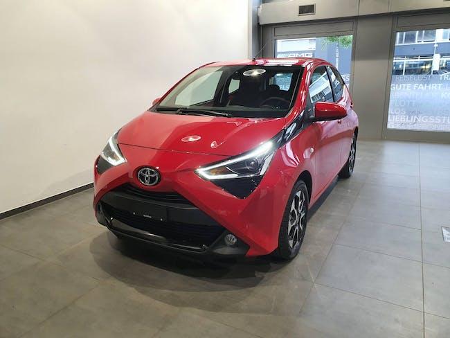 Toyota Aygo 1.0 VVT-i Trend 10 km CHF16'990 - kaufen auf carforyou.ch - 1