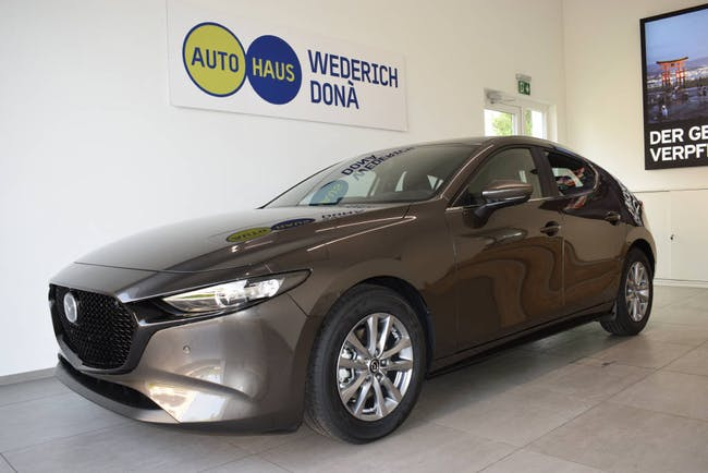 Mazda 3 S-G122 FWD MT Ambition Pack 16´´ 14'900 km CHF23'490 - acheter sur carforyou.ch - 1