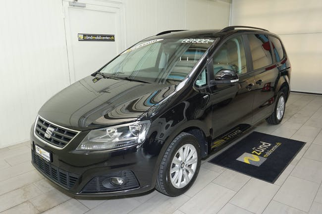 SEAT Alhambra 1.4 TSI SOL DSG S/S 50'003 km CHF31'500 - buy on carforyou.ch - 1