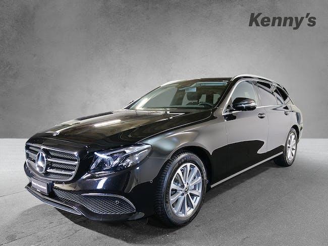 Mercedes-Benz E-Klasse E 200 Avantgarde 4Matic Kombi 7'000 km CHF48'600 - buy on carforyou.ch - 1