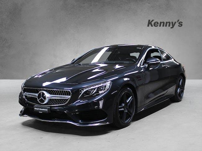 Mercedes-Benz S-Klasse S 500 V8 4Matic Coupé 87'000 km CHF67'600 - acheter sur carforyou.ch - 1