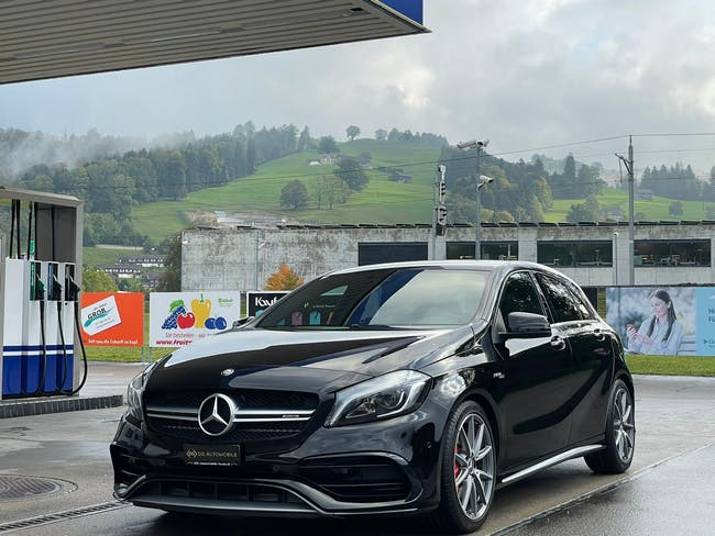 Mercedes-Benz A-Klasse A 45 AMG 4Matic Speedshift 7G-DCT *Facelift-Model* 69'000 km CHF32'900 - buy on carforyou.ch - 1