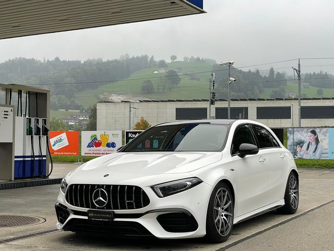 Mercedes-Benz A-Klasse A 45 AMG 4Matic+ Speedshift 12'000 km CHF59'900 - buy on carforyou.ch - 1