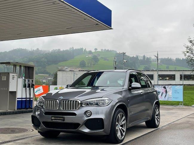BMW X5 xDrive 40d Steptronic *CH-Fahrzeug aus 1.Hand**M-Sportpaket**Anhängevorrichtung**Gratisservice** 56'000 km CHF42'900 - buy on carforyou.ch - 1