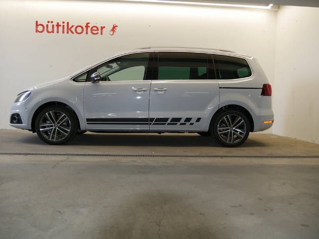 SEAT Alhambra 1.4 TSI Hola FR DSG S 3'500 km CHF41'900 - buy on carforyou.ch - 1