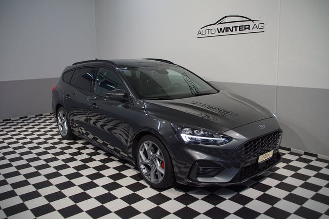 Ford Focus ST 2.3 EcoBoost ST Automat 4'850 km CHF36'900 - buy on carforyou.ch - 1