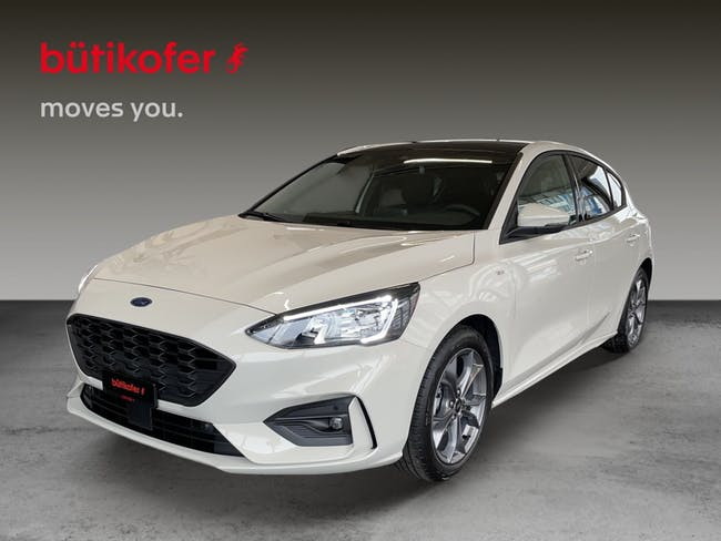 Ford Focus 1.5i EcoB SCTi 150 ST-Line 1 km CHF34'790 - buy on carforyou.ch - 1
