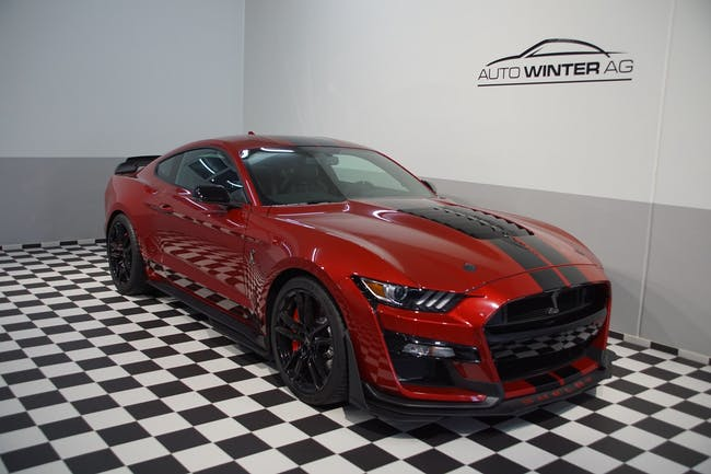 Ford Mustang GT 500 300 km CHF126'900 - buy on carforyou.ch - 1