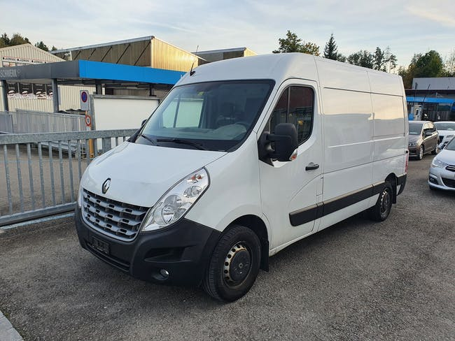Renault Master T35 2.3dCi L3H2 A 297'000 km CHF10'500 - buy on carforyou.ch - 1