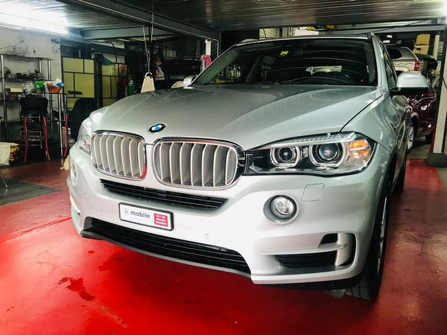 BMW X5 xDrive 40d Steptronic 149'800 km CHF27'999 - buy on carforyou.ch - 1
