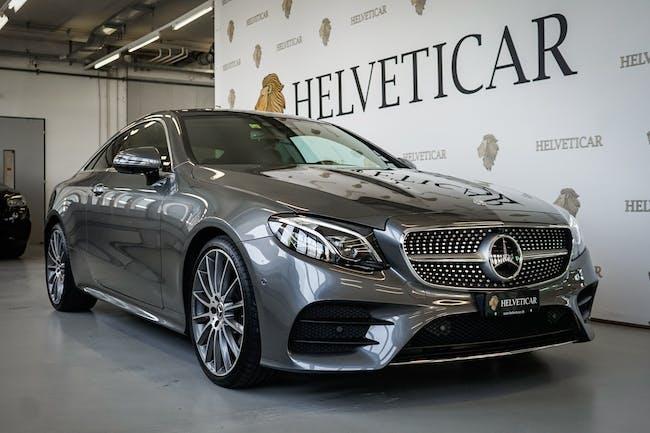 Mercedes-Benz E-Klasse E 200 Coupé AMG Line 9G-Tronic 66'700 km CHF39'800 - buy on carforyou.ch - 1