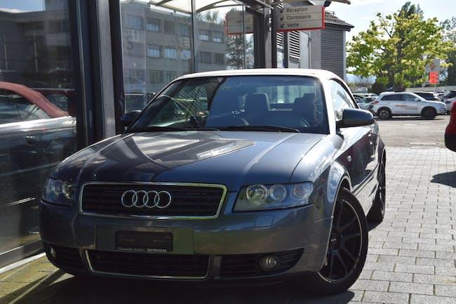 Audi A4 Cabriolet 1.8 Turbo 191'900 km CHF4'900 - buy on carforyou.ch - 1