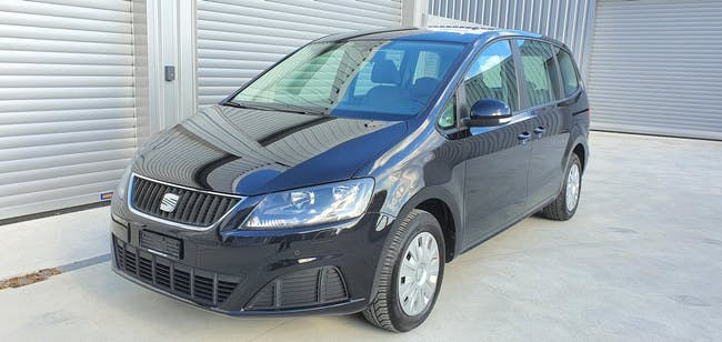 SEAT Alhambra 2.0 TDI Reference Eco DSG 74'500 km CHF19'900 - buy on carforyou.ch - 1