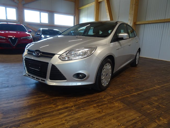 Ford Focus 1.6 TDCi ECOnetic Trend 90'300 km CHF8'800 - buy on carforyou.ch - 1
